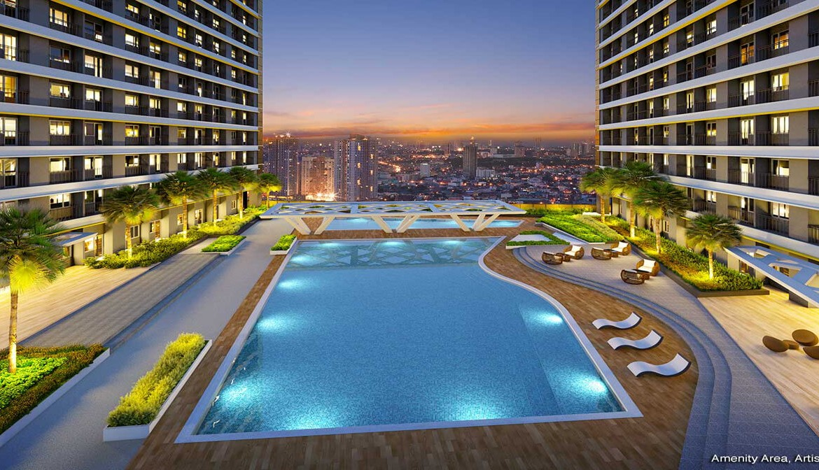 amenity of fame residences smdc in mandaluyong