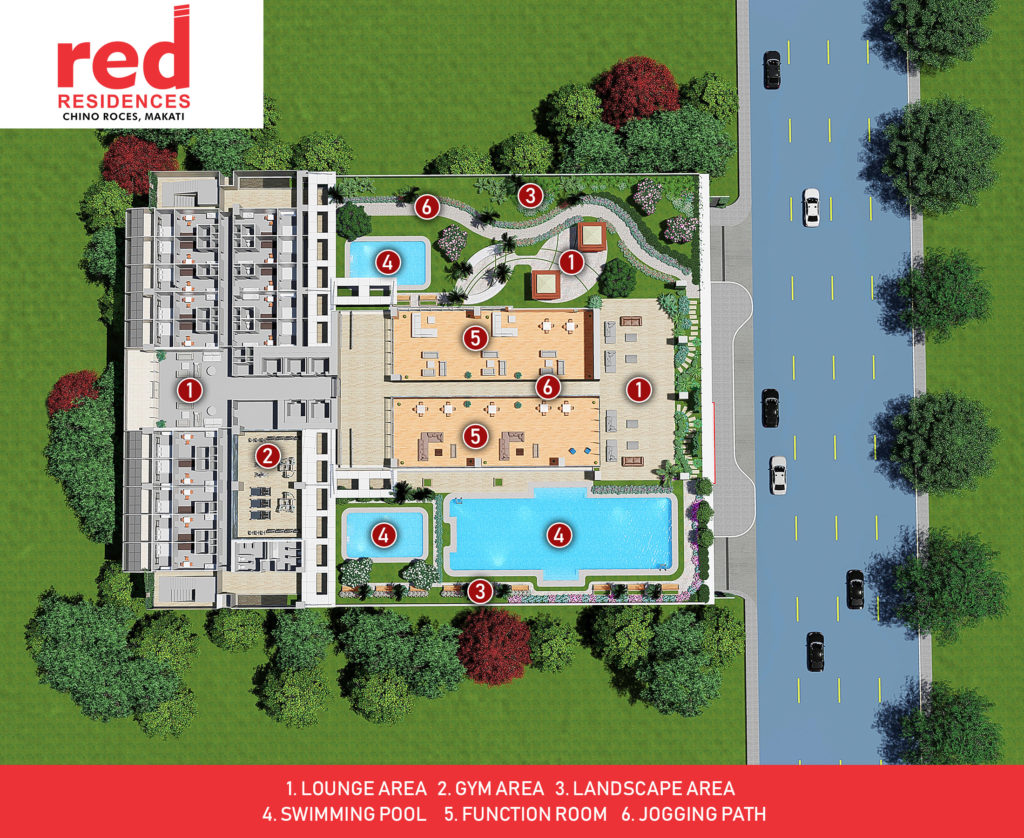 Red Residences Building Development Plan